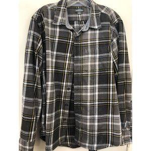 Men's Gray Flannel